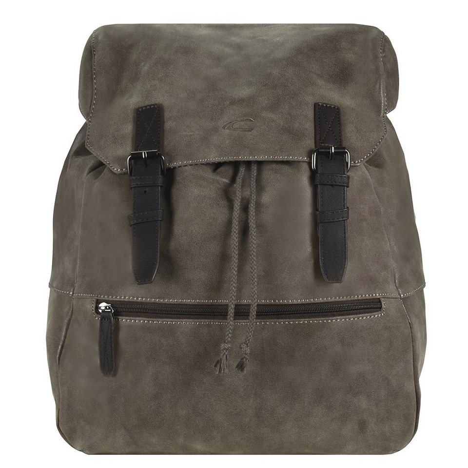 camel active Cambridge Rucksack 39 cm in grau