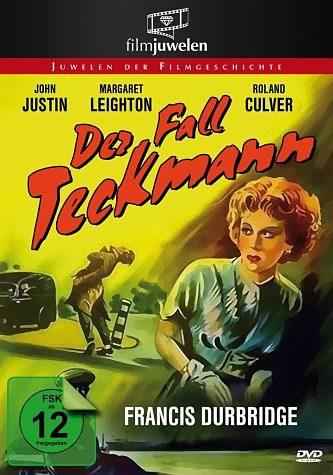 DVD »Der Fall Teckman«