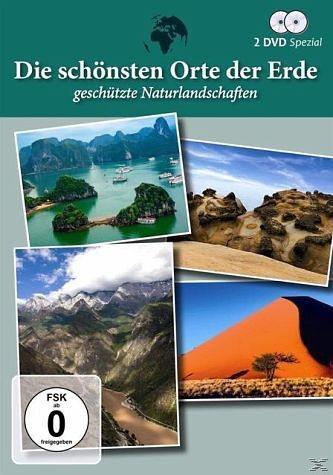 DVD »Die schönsten Orte der Erde - Geschützte...«