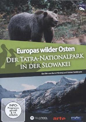 DVD »Europas Wilder Osten: Der Nationalpark Tatra...«