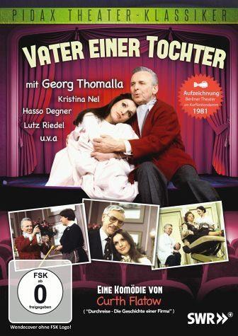 DVD »Vater einer Tochter«