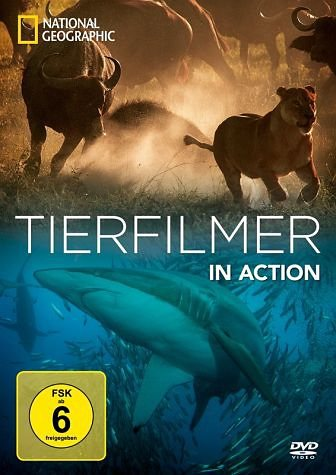 DVD »National Geographic - Tierfilmer in Action«