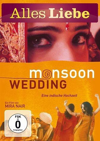 DVD »Monsoon Wedding (Alles Liebe)«