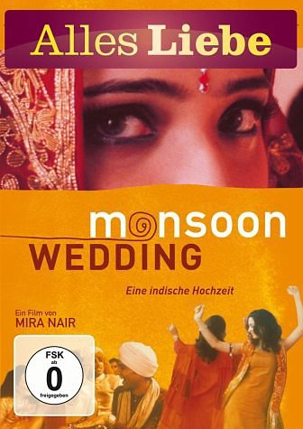 DVD »Monsoon Wedding (Alles Liebe)«