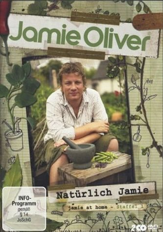 DVD »Jamie Oliver - The Naked Chef, Staffel 1«