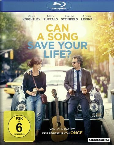 Blu-ray »Can a Song Save Your Life?«