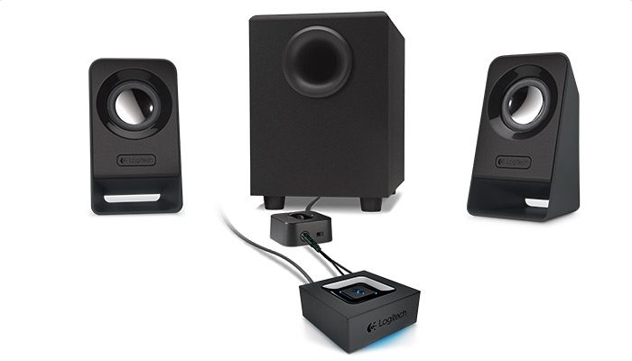 Logitech Lautsprecher »Multimedia Speakers Z213 - 980-000942«