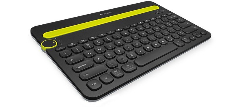 Logitech Tastatur »Bluetooth® Multi-Device Keyboard K480«