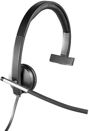Logitech Headset »USB Headset Mono H650e«