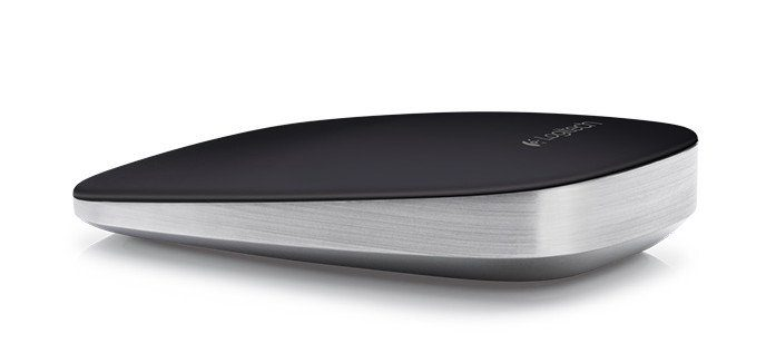Logitech Maus »Ultrathin Touch Mouse For Mac T630 - 910-003836«