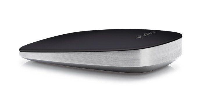 Logitech Maus »Ultrathin Touch Mouse For Mac T630 - 910-003836«
