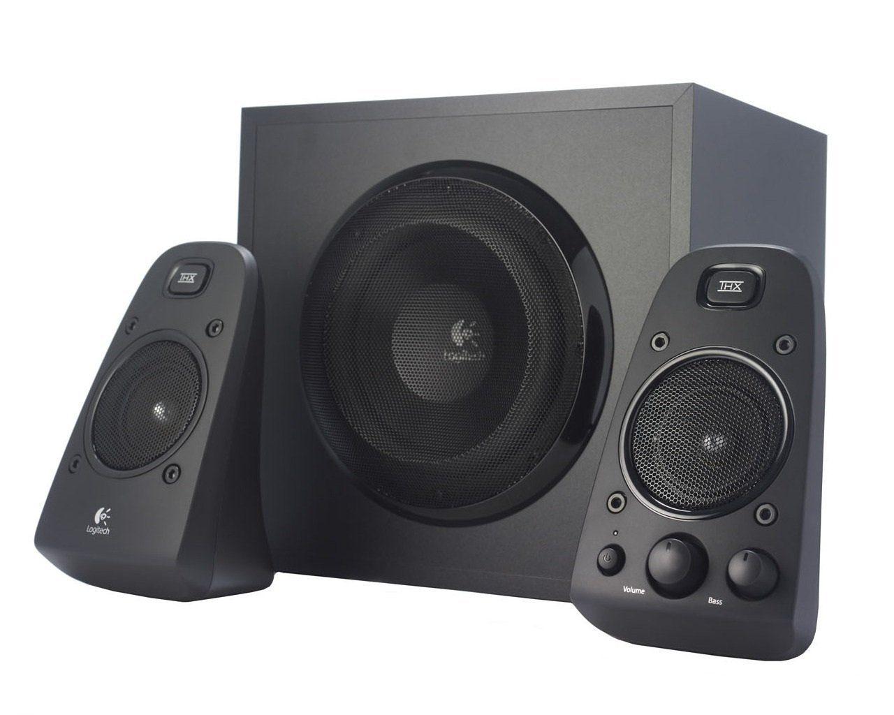 Logitech Lautsprecher »Speaker System Z623 2.1«