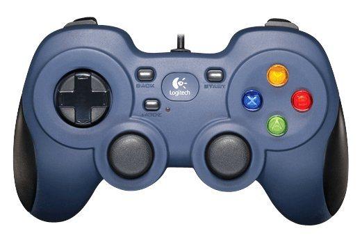 Logitech Games Gaming-Zubehör »Gamepad F310 - 940-000135«