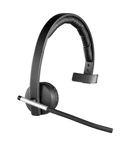Logitech Kopfhörer »Wireless Headset Mono H820e«
