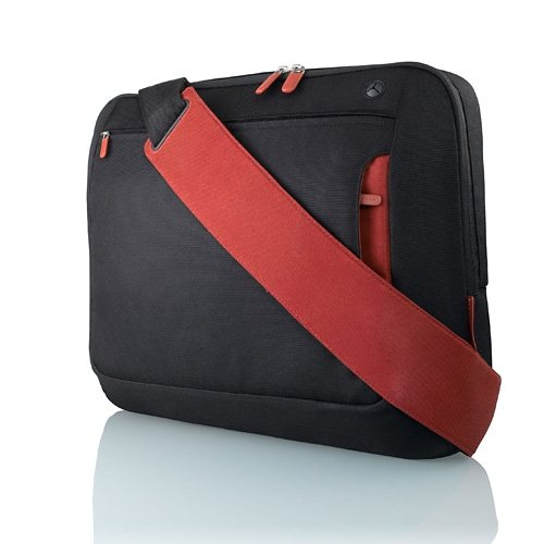 "BELKIN Tasche »Notebook Courier Bag 17"" - F8N051EABR«"