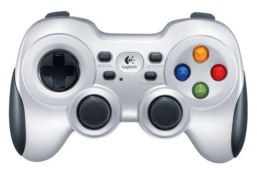 Logitech Games Gamepad »Wireless Gamepad F710 - 940-000145«