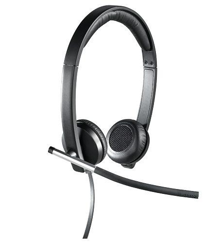 Logitech Headset »USB Headset Stereo H650e«