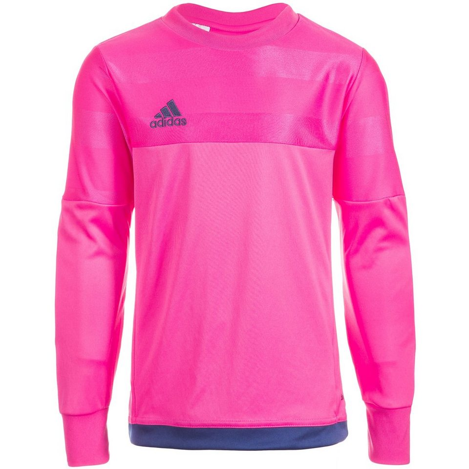 adidas Performance Entry 15 Torwarttrikot Kinder in pink / dunkelblau