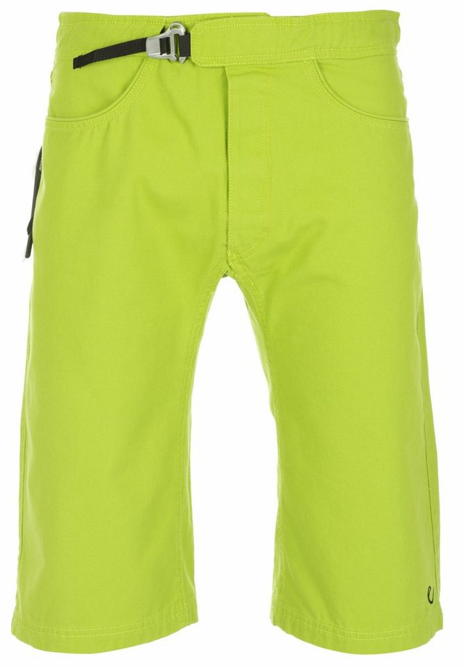 Edelrid Hose »Shorts Men« in grün