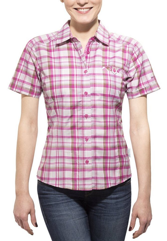 axant Bluse »Alps Travel Shirt Agion Active Women« in pink