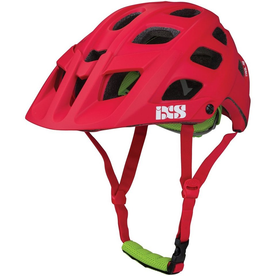 IXS Fahrradhelm »Trail RS Helmet« in rot