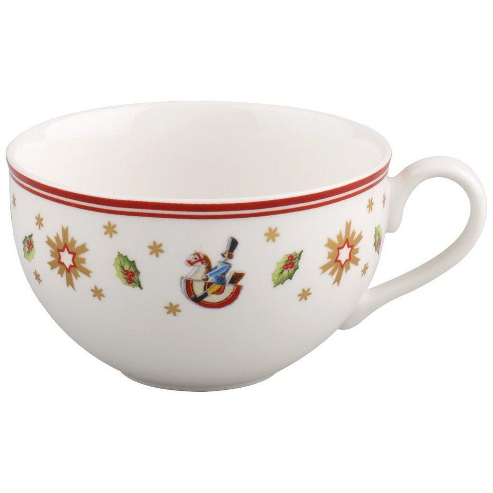 VILLEROY & BOCH Kaffee-/Teeobertasse »Toy's Delight« in dekoriert