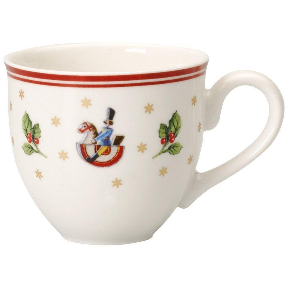 VILLEROY & BOCH Mokka-/Espresso-Obertasse »Toy's Delight« in dekoriert