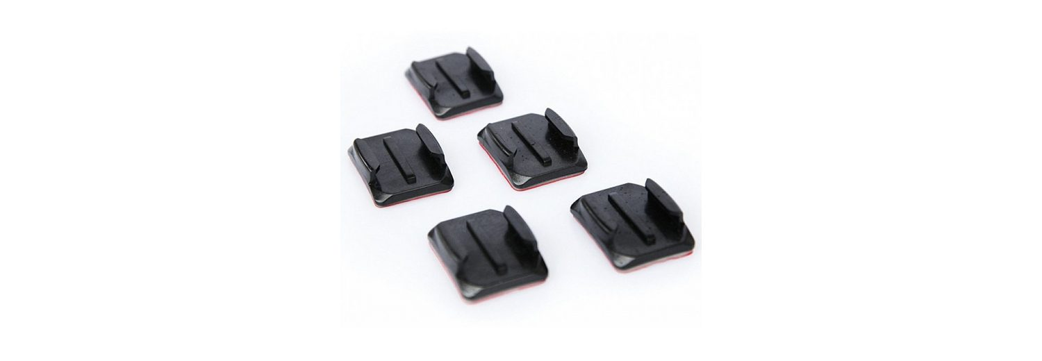 "GoPro Klebepads für HERO »""Curved + Flat Adhesive Mounts"" AACFT-001«"