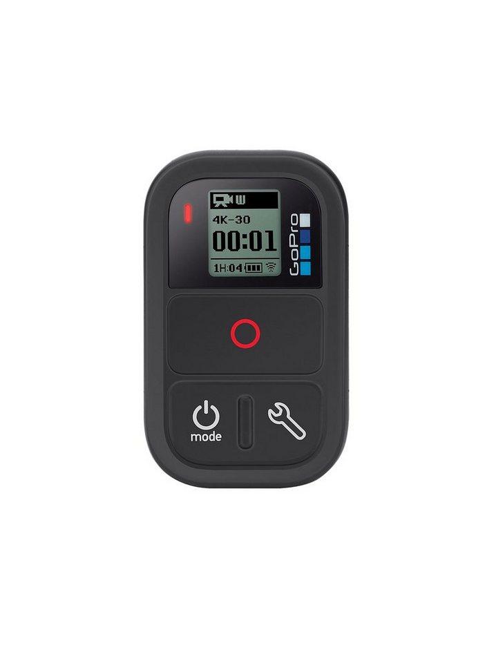 """GoPro Fernbedienung für HERO+ /4/3+/3 »""""Smart Remote"""" ARMTE-002« in schwarz"""