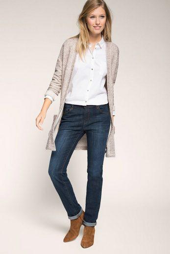 ESPRIT Leichte Stretch-Jeans im Five-Pocket-Stil