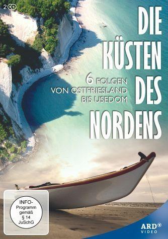 DVD »Die Küsten des Nordens (2 Discs)«