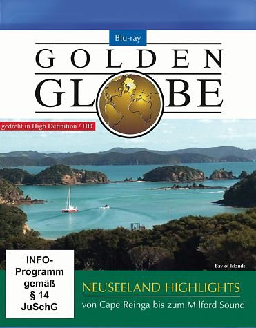 Blu-ray »Golden Globe - Neuseeland: Highlights«