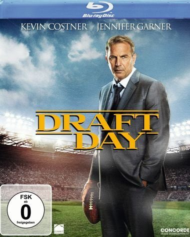 Blu-ray »Draft Day«