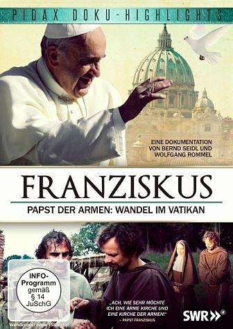 DVD »Franziskus - Papst der Armen«