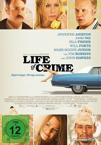 DVD »Life of Crime«