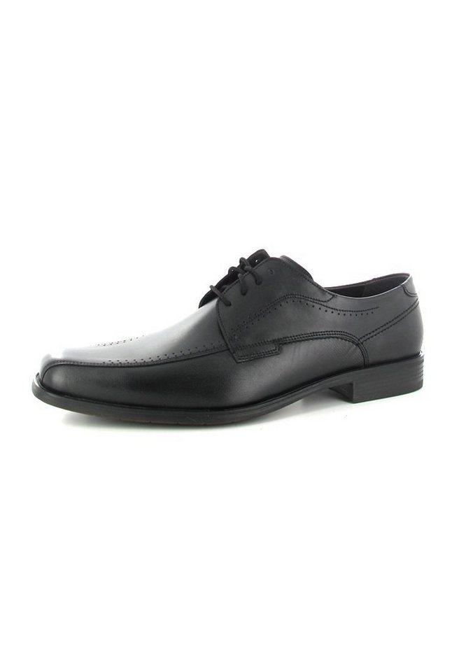 Fretz Men Business-Schuhe in Schwarz