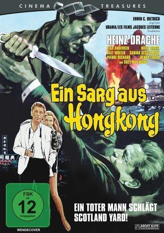 DVD »Ein Sarg aus Hongkong«