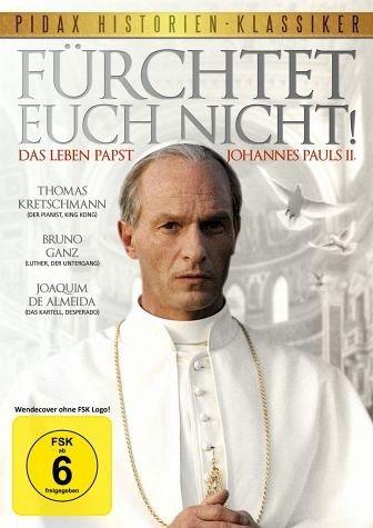 DVD »Fürchtet euch nicht! Das Leben Papst Johannes...«