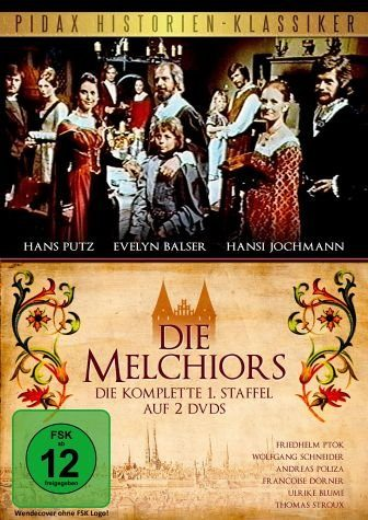DVD »Die Melchiors - Die komplette 1. Staffel (2...«