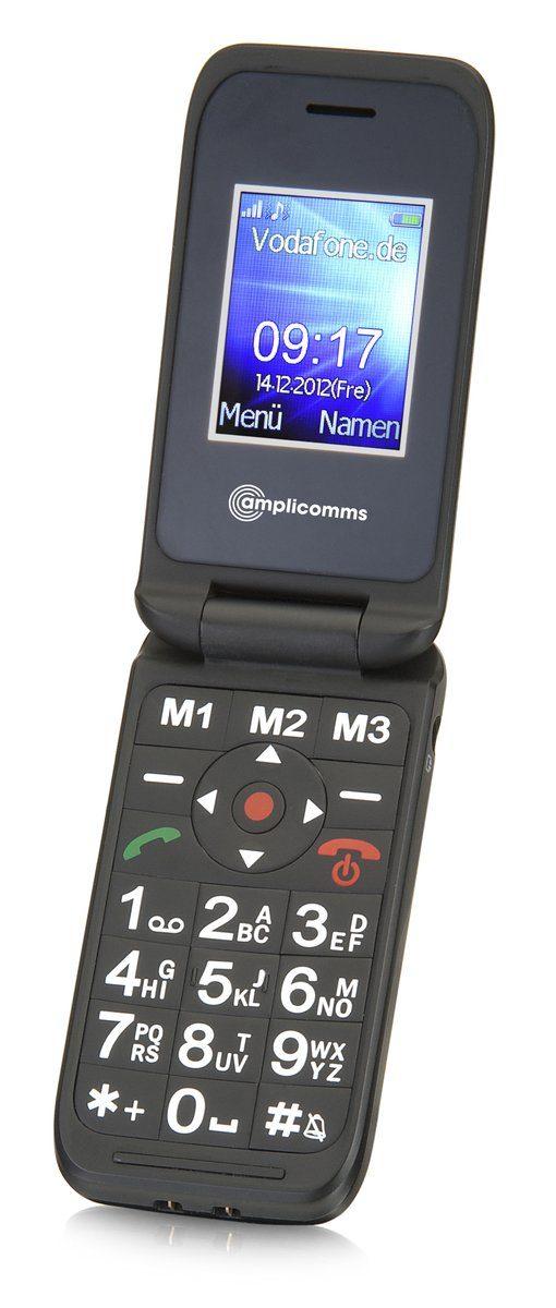 Audioline Handy »PowerTel M6700«