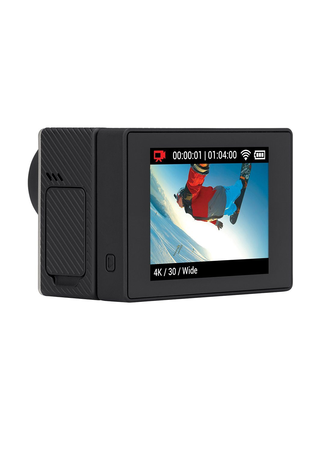 """GoPro Abnehmbarer Touchscreen für HERO »""""LCD Touch BacPac™"""" ALCDB-401«"""