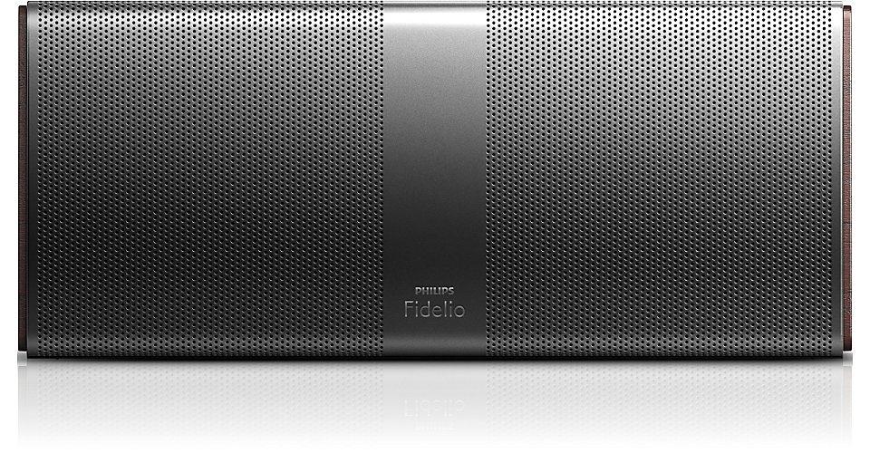 Philips Fidelio Bluetooth Lautsprecher mit Akku »P9X/10«