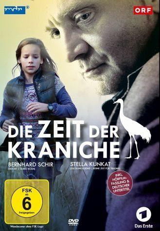 DVD »Zeit der Kraniche«