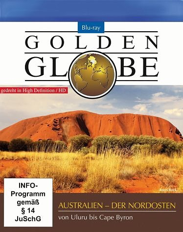 Blu-ray »Golden Globe - Australien: Der Nordosten«