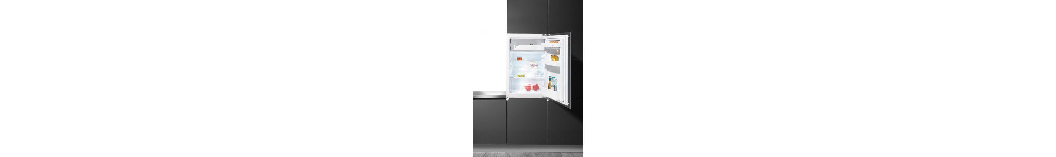 Beko integrierbarer Einbau-Kühlschrank B 1752 F, 86 cm hoch