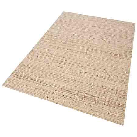 Teppich, Theko exklusiv, »Janne«, handgetuftet, Wolle, Berber Optik