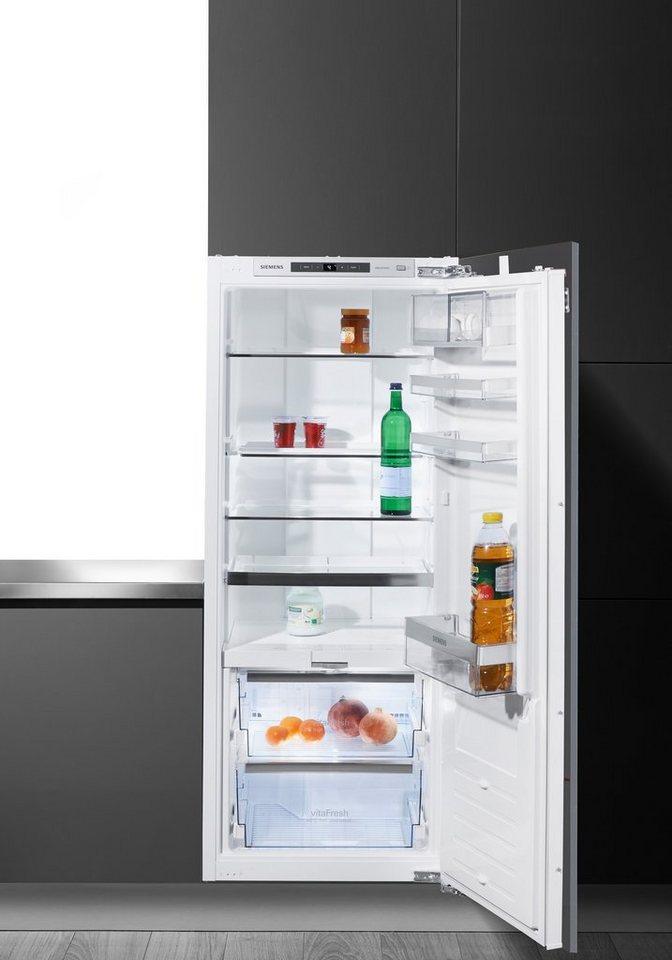 Siemens Einbau-Kühlautomat iQ700 KI51FAF30, A+++, 139,7 cm, vitaFresh Boxen