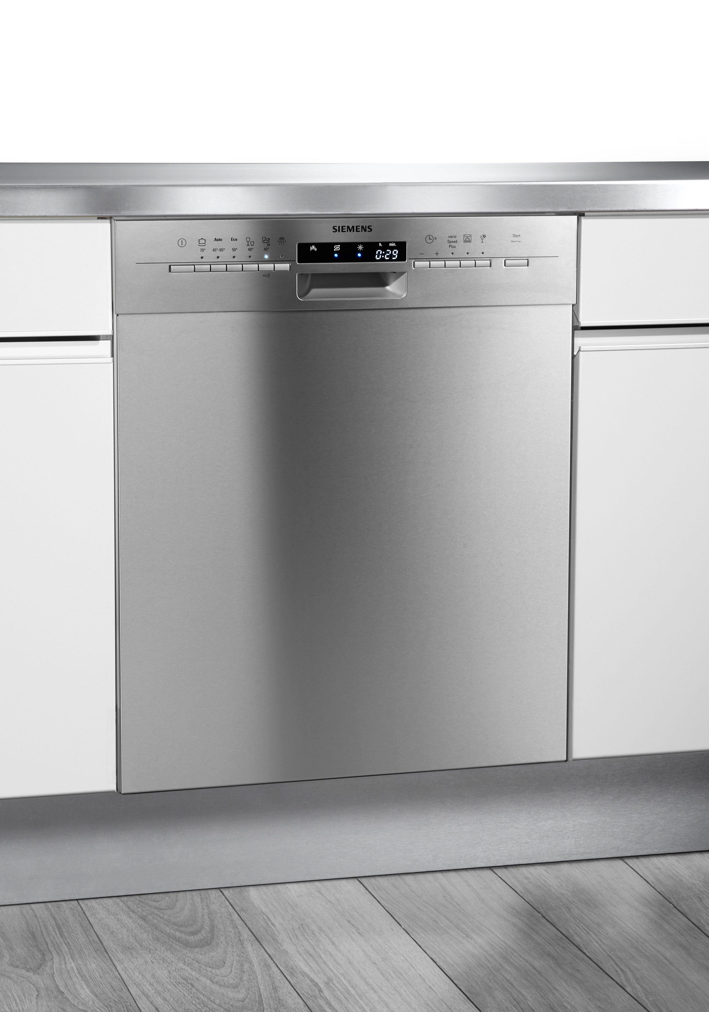 Siemens Unterbau-Geschirrspüler SN46P582EU, A+++, 9,5 Liter, 14 Maßgedecke