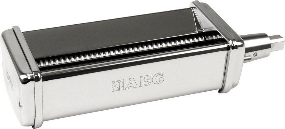 AEG Spaghetti Schneider AUM PSC: passend für AEG Küchenmaschinen KM4400/KM4000 in Edelstahl