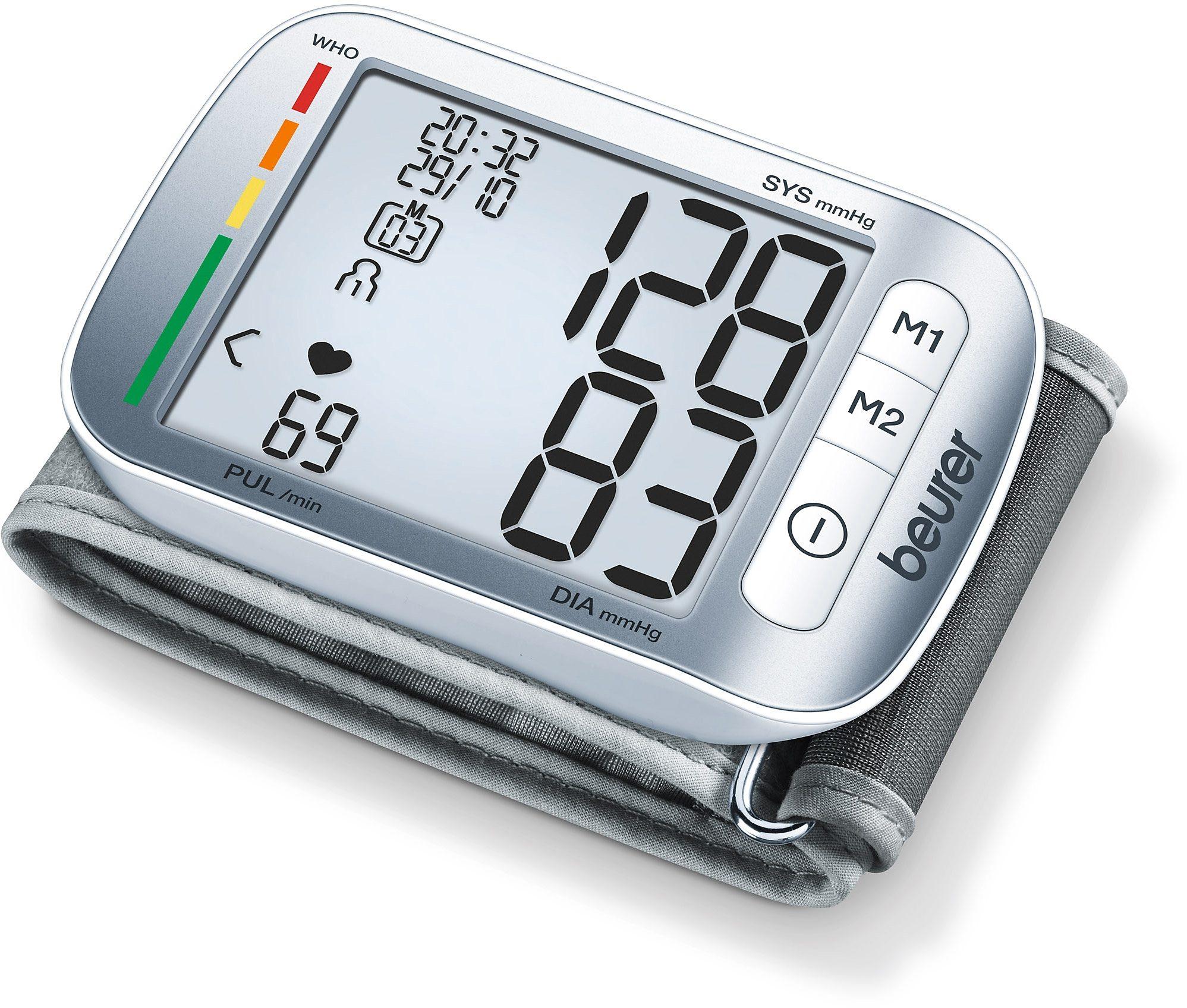 BEURER Handgelenk-Blutdruckmessgerät BC 50